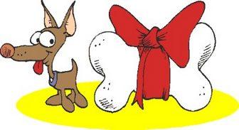 Koiramainen lahja